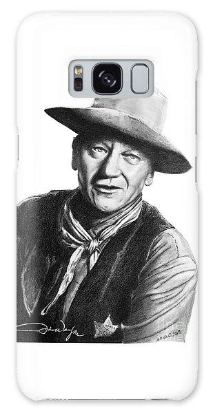 John Wayne  Sheriff Galaxy Case