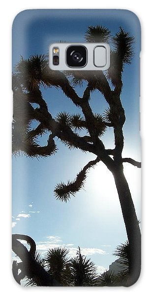 Joshua Tree Galaxy Case by Peter Mooyman