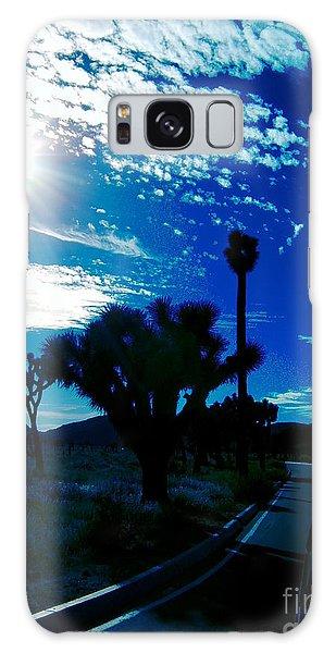 Joshua Tree Galaxy Case by Tony Koehl
