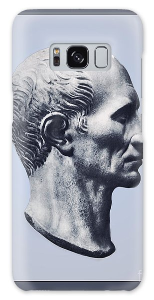 Ides Of March Galaxy Case - Julius Caesar, Roman General by Photo Researchers