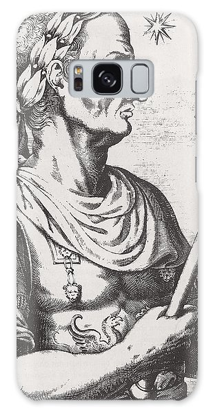 Ides Of March Galaxy Case - Julius Caesar, Roman General by Science Source