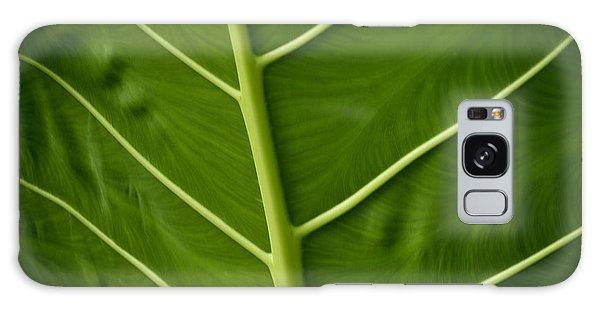 Jungle Leaf Galaxy Case