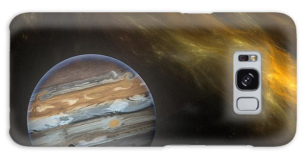 Jupiter Galaxy Case by Gordon Engebretson