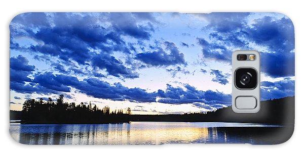 Beautiful Park Galaxy Case - Just Before Nightfall by Elena Elisseeva