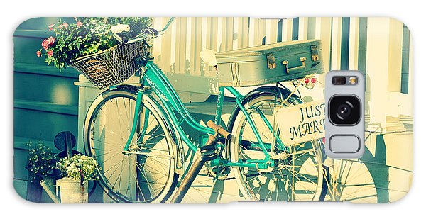 Just Married Galaxy Case