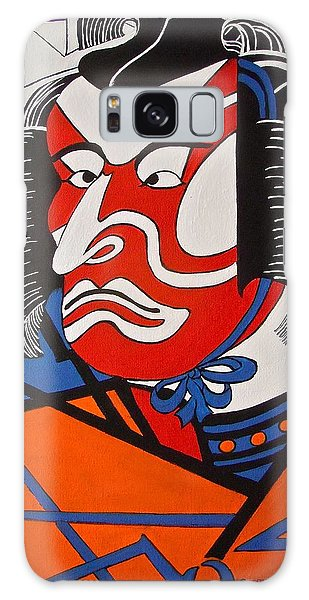 Kabuki Actor 2 Galaxy Case