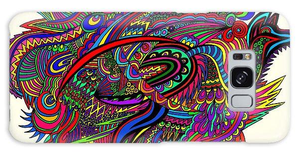 Galaxy Case - Kangadoodle by Karen Elzinga