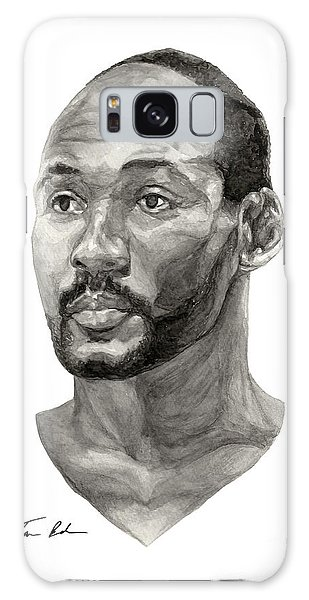 Karl Malone Galaxy Case