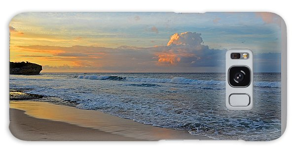 Kauai Morning Light Galaxy Case