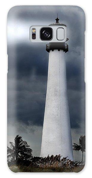 Key Biscayne Lighthouse Galaxy Case