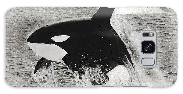 Killer Whale Galaxy Case