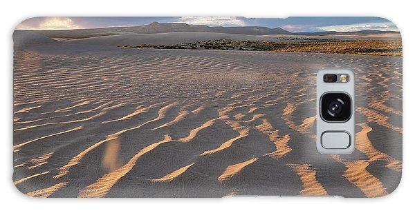 Killpecker Dunes At Sunset Galaxy Case