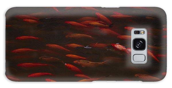 People's Republic Of China Galaxy Case - Koi Fish In China by Michael Nichols