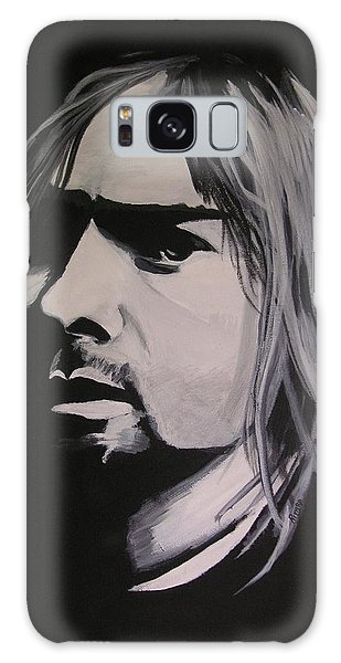 Kurt Cobain Galaxy Case