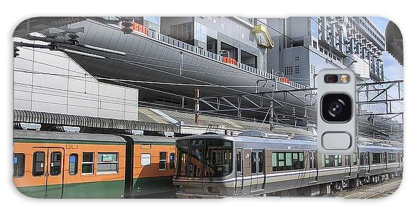 Kansai Galaxy Case - Kyoto Main Train Station - Japan by Daniel Hagerman