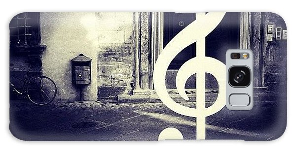 Music Galaxy Case - La Musica by Sonia
