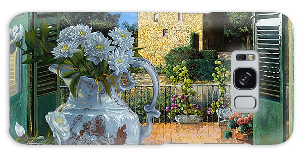 Made Galaxy Case - La Tour Carree In Ste Maxime by Guido Borelli