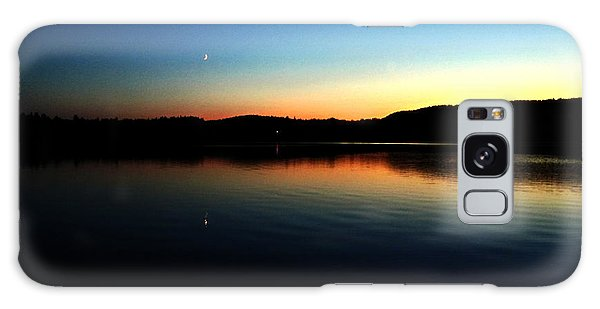 Lac Caribou Quebec Galaxy Case