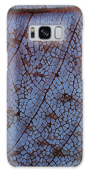 Lace Leaf 1 Galaxy Case