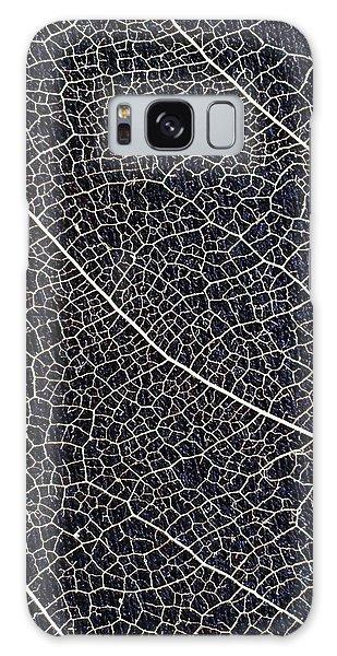 Lace Leaf 5 Galaxy Case