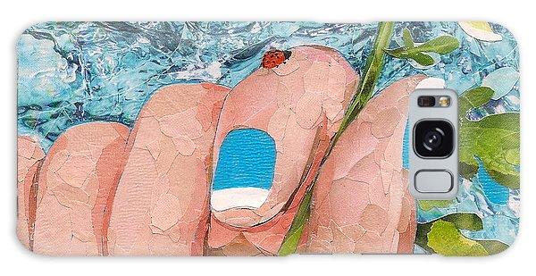 Ladybug Galaxy Case by Robin Birrell
