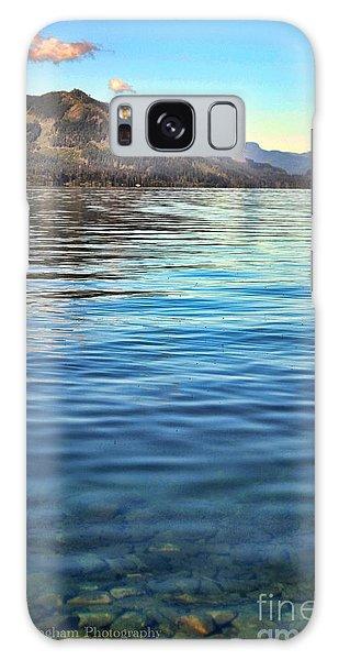 Lake Cowichan Bc Galaxy Case