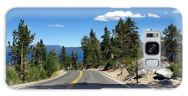 Lake Tahoe Galaxy Case by Jeff Lowe