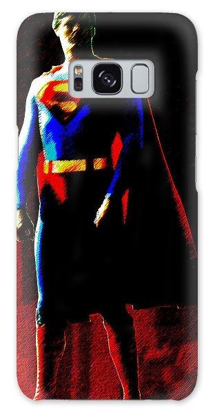 Last Son Of Krypton Galaxy Case by Saad Hasnain