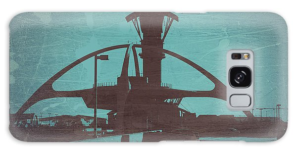 Airport Galaxy Case - LAX by Naxart Studio
