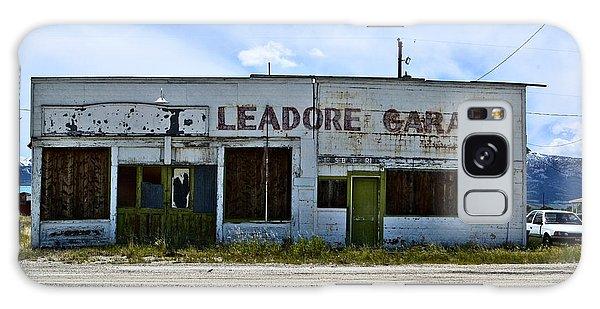 Leadore Garage Galaxy Case