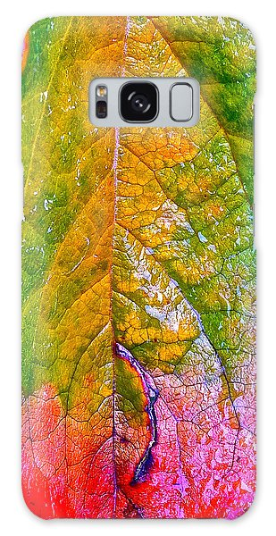 Leaf 2 Galaxy Case by Bill Owen