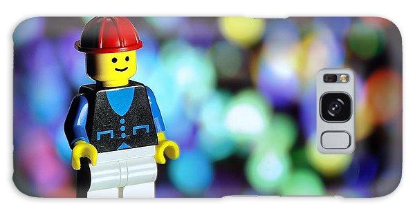 Legoman Galaxy Case by Mark Fuller