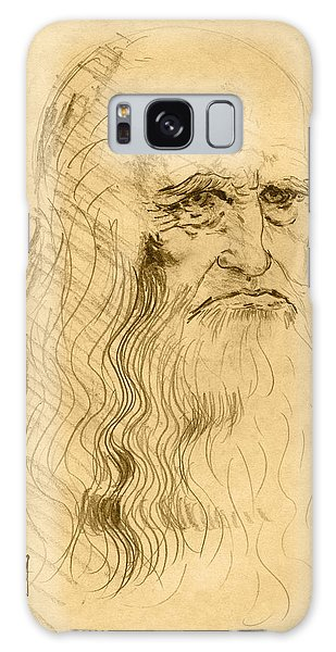 Leonardo Galaxy Case