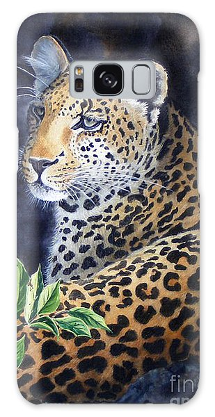Leopard  Sold  Prints Available Galaxy Case