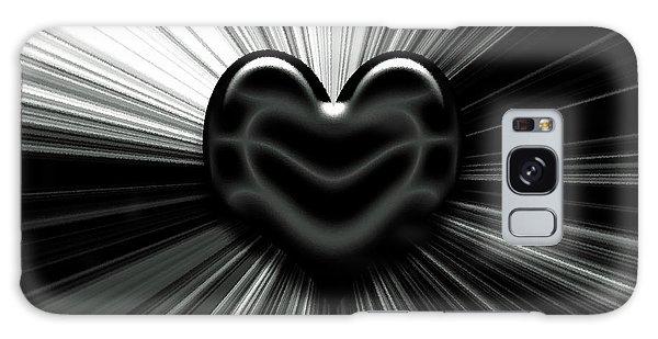Let Love Shine Galaxy Case