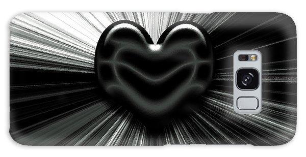 Let Love Shine Galaxy Case by J Jaiam