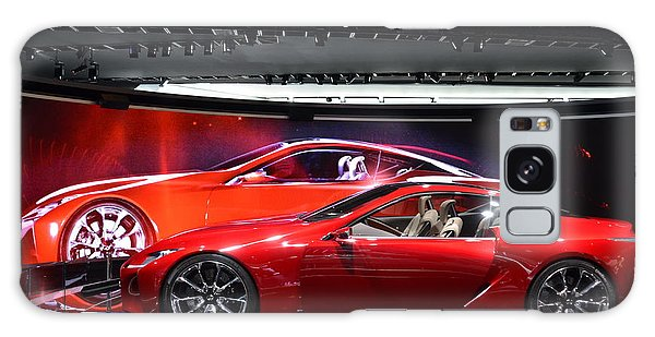 Lexus Lf-lc Galaxy Case by Randy J Heath