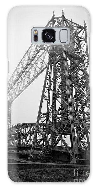 Duluth Lift Bridge Galaxy Cases Fine Art America