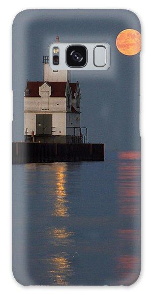 Lighthouse Companion Galaxy Case