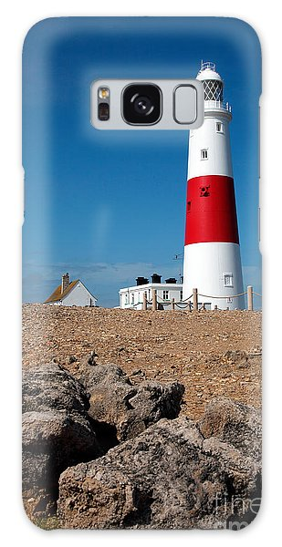 Lighthouse Vertical Galaxy Case