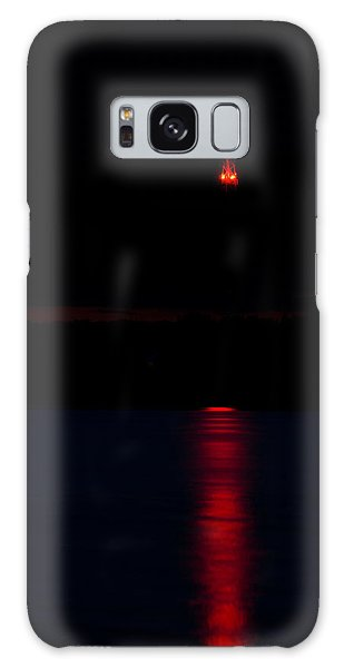 Lights In The Night Galaxy Case