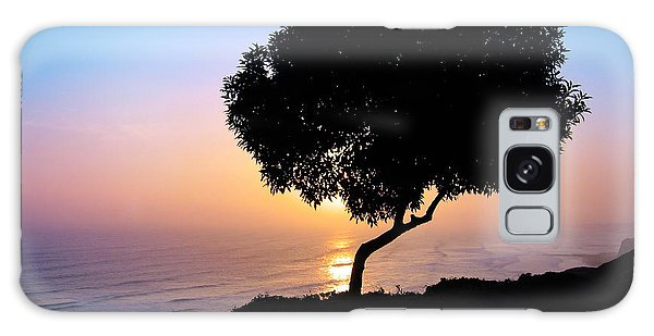 Lima Sunset Galaxy Case by Nicolas Raymond