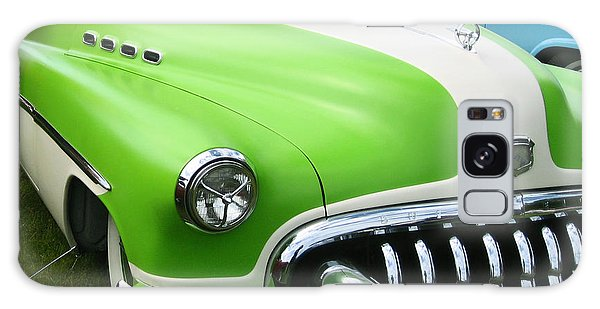 Lime Green 1950s Buick Galaxy Case by Kym Backland