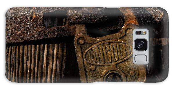 Lincoln Lock Galaxy Case