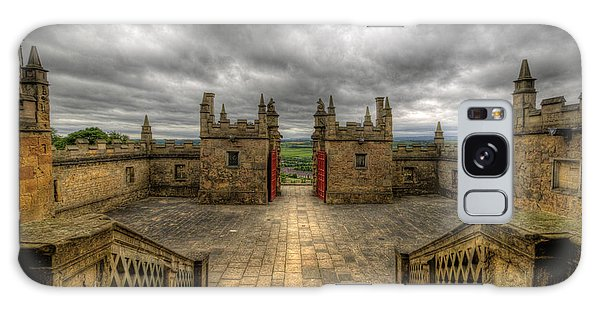 Little Castle Entrance - Bolsover Castle Galaxy Case