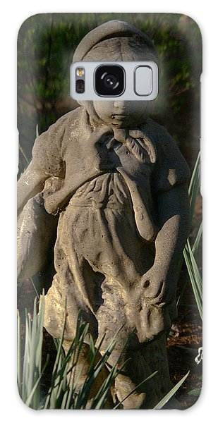 Crossville Galaxy Case - Little Girl Turned To Stone by Douglas Barnett
