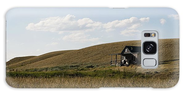 Little House On The Plains Galaxy Case