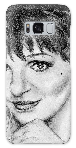 Liza Minnelli In 2006 Galaxy Case