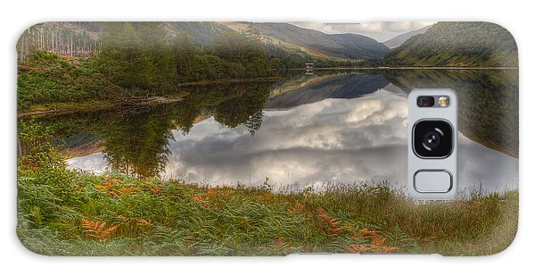 Loch Dughaill Scotland Uk Galaxy Case