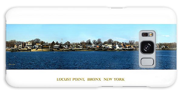Locust Point Bronx New York Galaxy Case by Dale   Ford